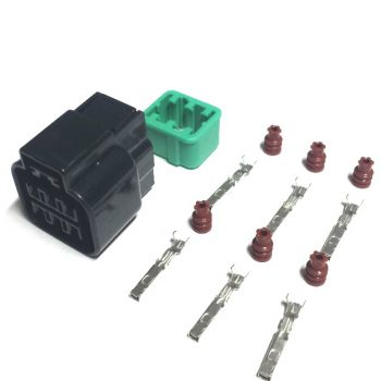ISC, Injector resistor pack