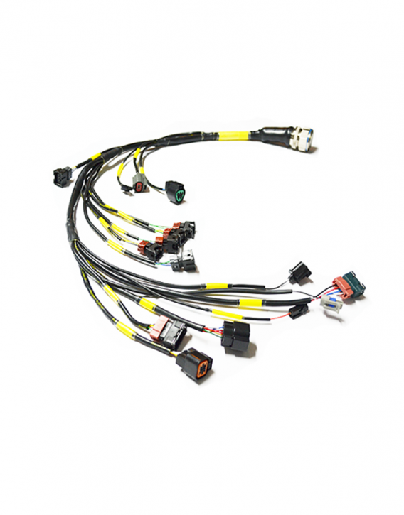 Mil Spec Wire Harness