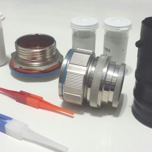 Mil-Spec connector kit