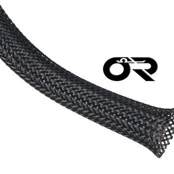 OHM Braided Expandable Sleeving (Thick/high density)
