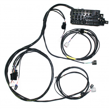 "Stage 1 ""Tucked"" Mil-spec Fuse-box Harness (95-99 Eclipse) (2G)"