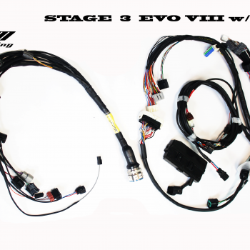 Prime Stage 1 Tucked Mil Spec Engine Harness Evo 8 9 Ohm Racing Com Wiring Digital Resources Remcakbiperorg