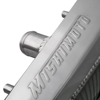 Mishimoto Aluminum Race Radiator: Mitsubishi Eclipse 1995-99 (GST & GSX)