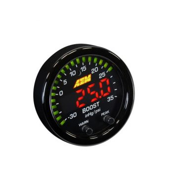 AEM X-Series Boost Gauge 30-0-35 PSI (2.5BAR)