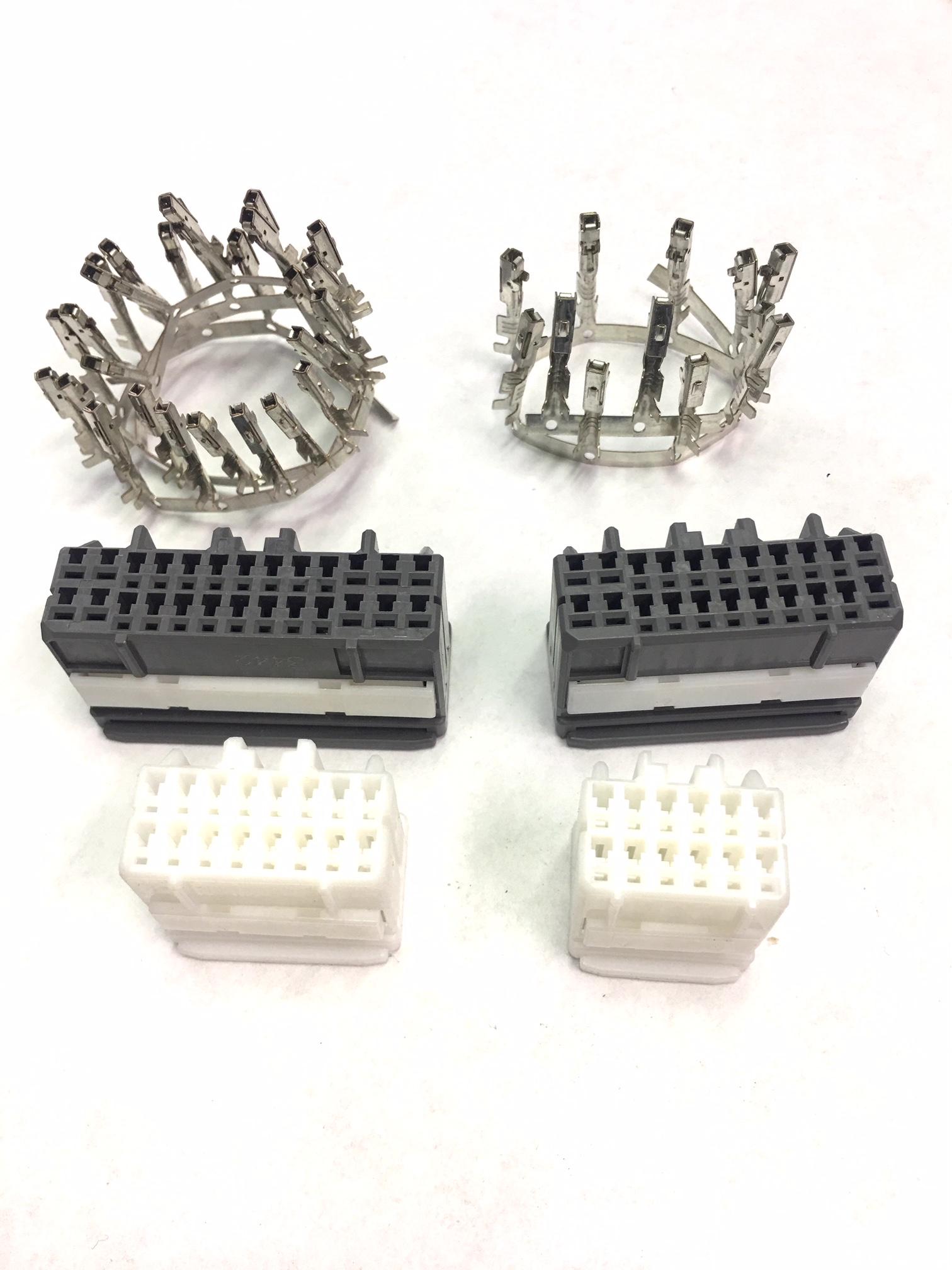 OEM ECU Connectors (2G DSM/EVO 8)
