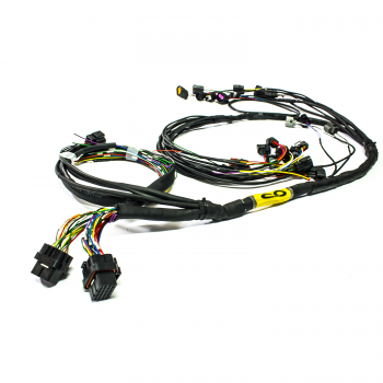 Mitsubishi evolution X Mil-Spec harness