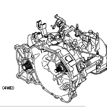 OEM Drivetrain & Trans (Evo 8-9)