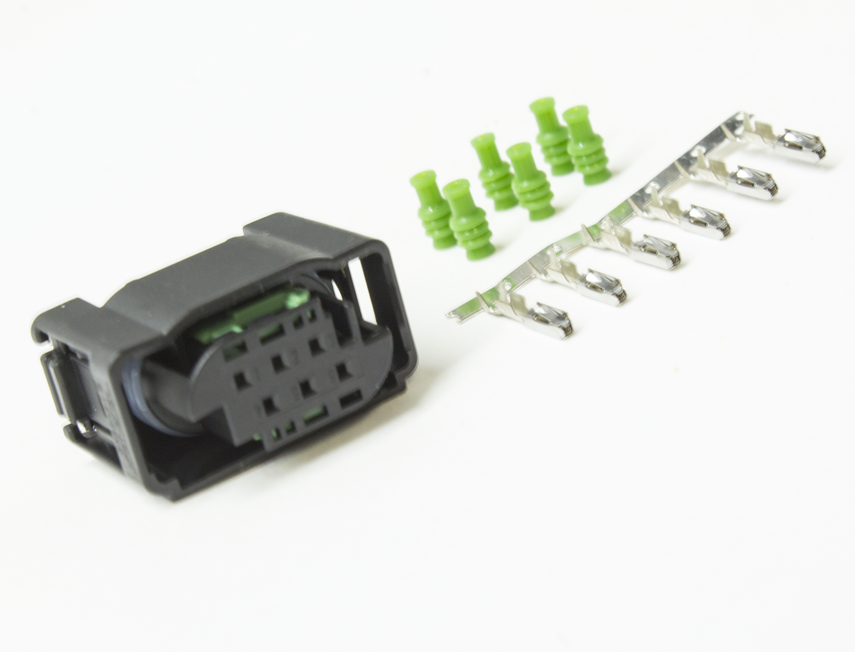 Bosch Motorsport Electronic Throttle Body Connector DBW