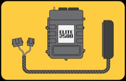 Elite 2500 Adaptor Harness Kits