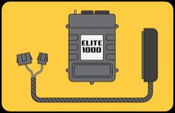 Elite 1000 Adaptor Harness Kits