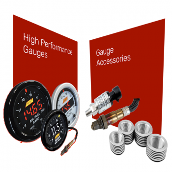 High Performance Gauges & Accessories