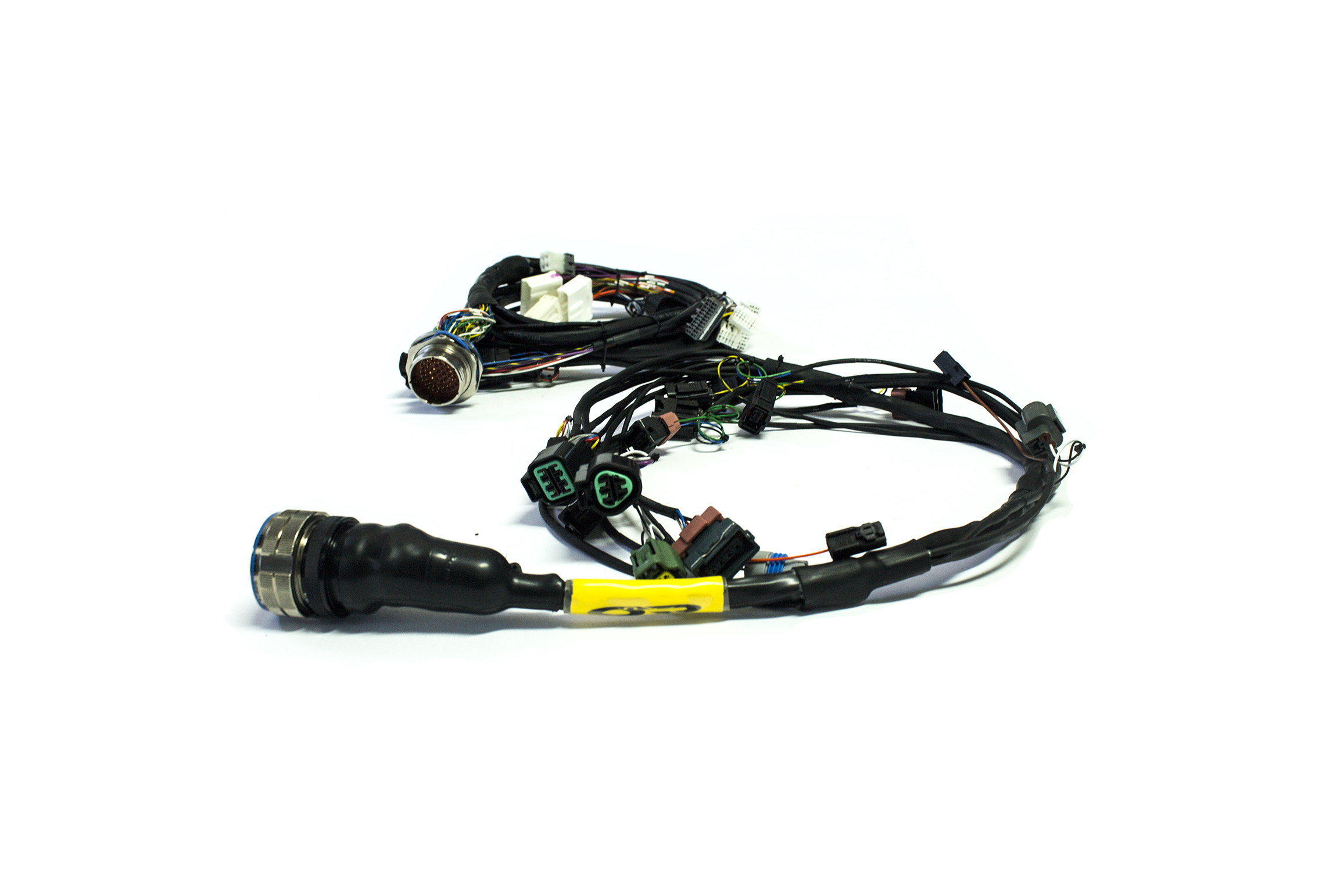 "[ANLQ_8698]  95-99 2G DSM Plug & Play ""Tucked"" Mil-Spec Engine Harness –  www.ohm-racing.com 