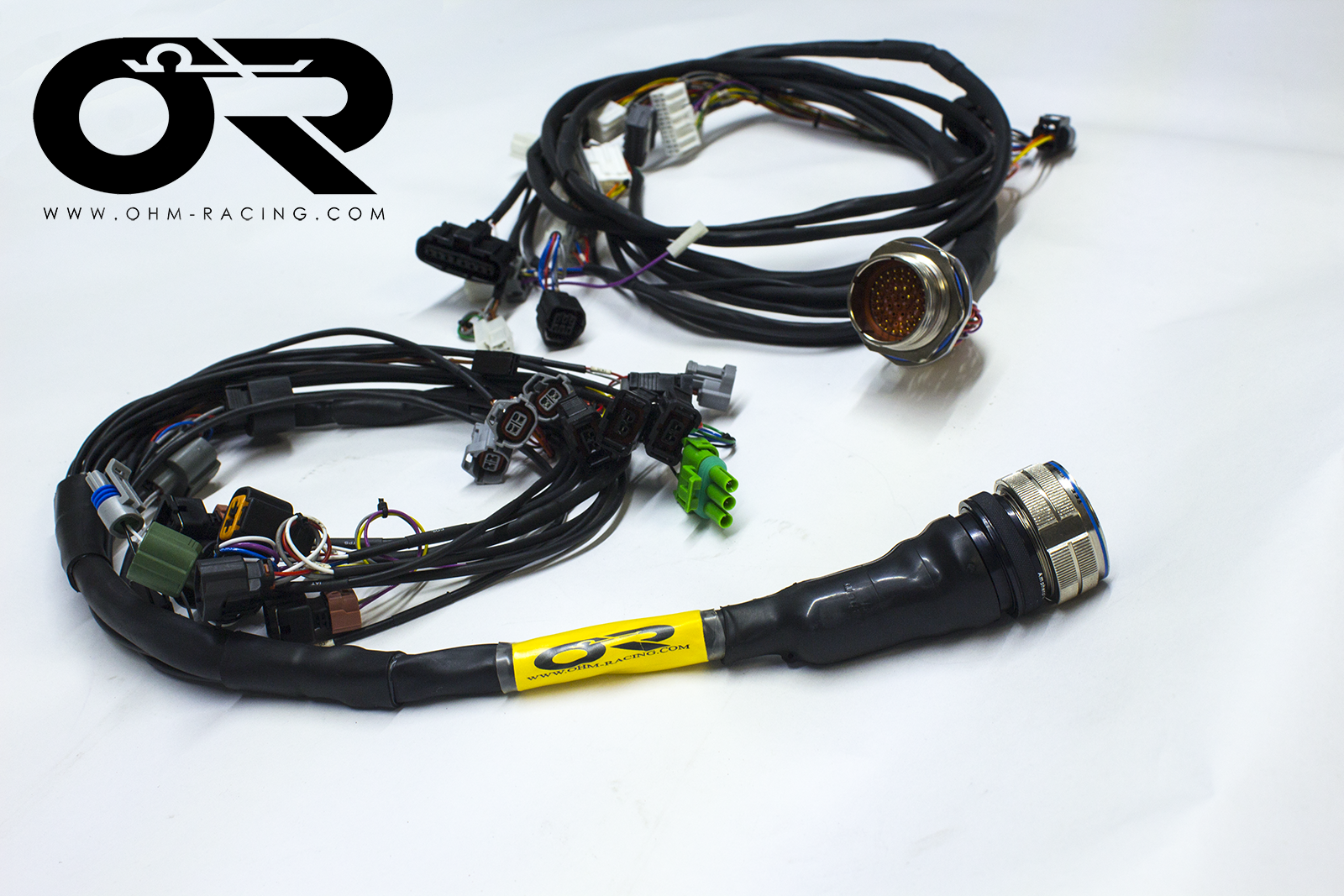 Stage 3 Mil Spec Engine Harness 95 99 2g Dsm Wiring Eclipse