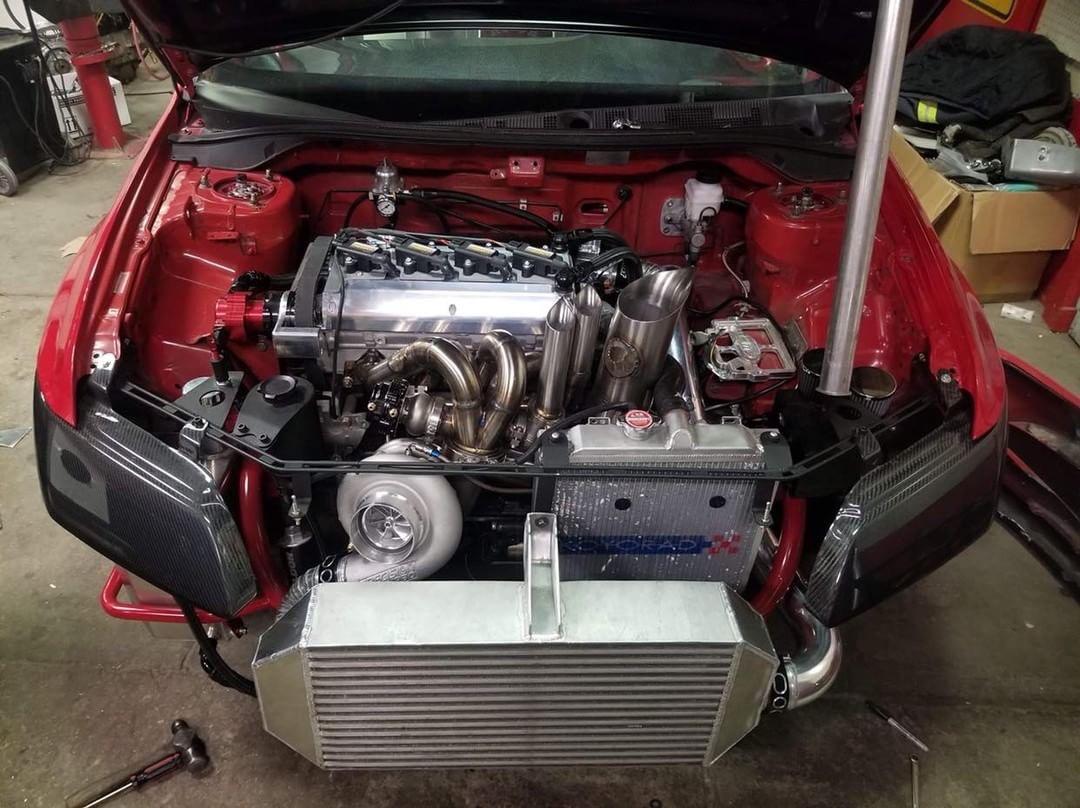 "EVO 8-9 Plug & Play ""Tucked"" Mil-Spec Engine Harness (USDM) –  www.ohm-racing.comOHM Racing"