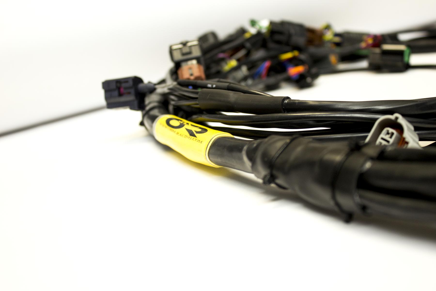 "95-99 2G DSM Plug & Play ""Tucked"" Mil-Spec Engine Harness –  www.ohm-racing.comOHM Racing"