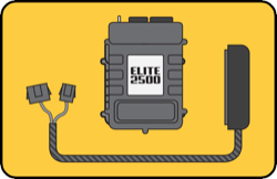 Elite 2500 Adaptor Harness Kits