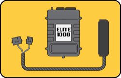 Elite 1000 Adaptor Harness Kits