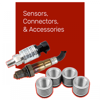 Sensors, Connectors & Accessories